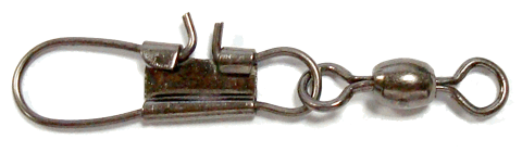 Вертлюги с карабином Crane swivel inter lock snap